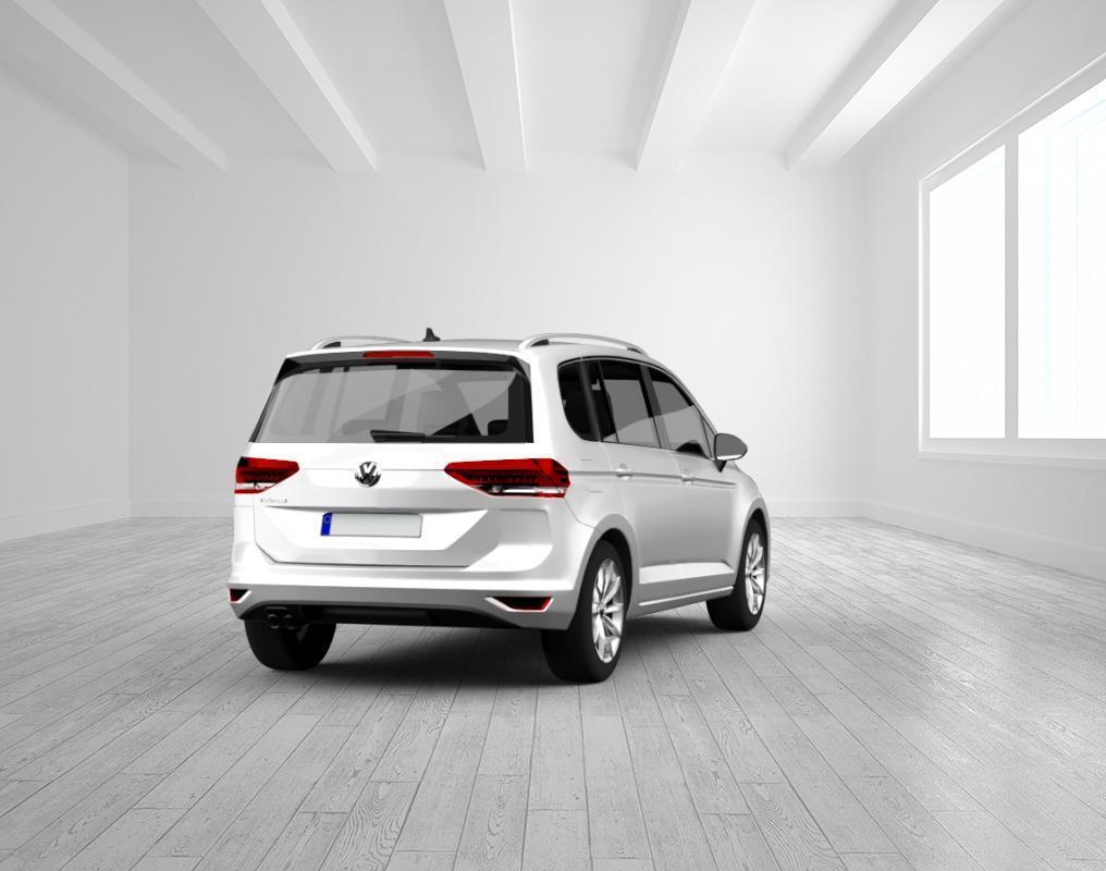 VW Touran 1.5 16V TSI ACT Comfortline 7 Sitze, WWC, Family Paket, Spiegel Paket, RÃ