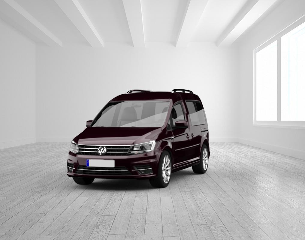 VW Caddy MAXI 1.4 16V TSI 96 kW mit MFA Plus, Sitzheizung vorne, PDC hinten, Connec