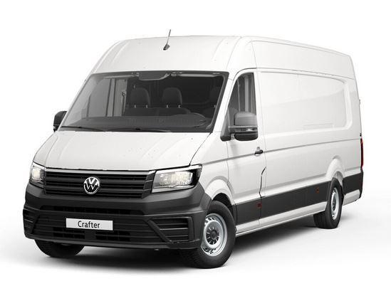 VW Crafter 35 L5H3 2.0 TDI Audiosystem Composition Audio, Schwingsitz ErgoActive, B