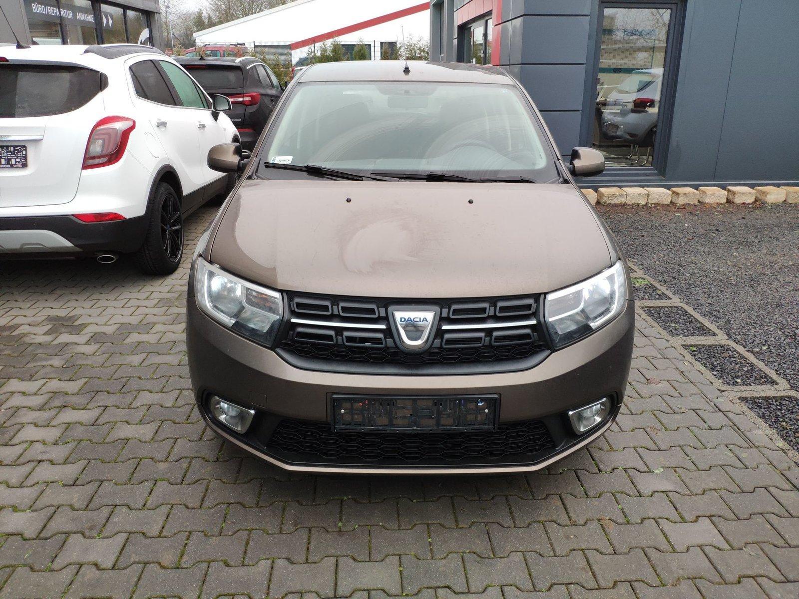 Dacia Sandero II 73 PS Klima ZV Funk uvm