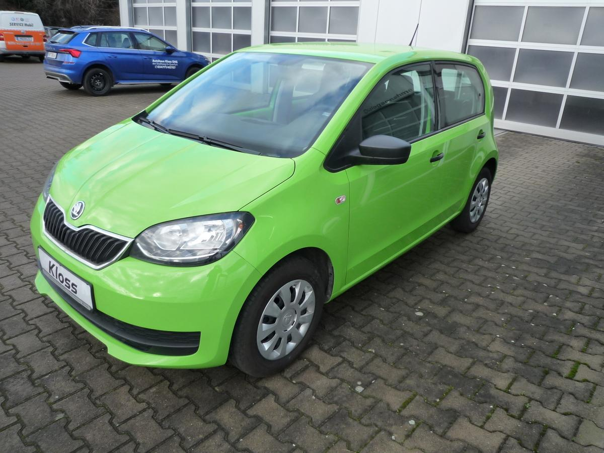 Skoda Citigo Cool+Edition