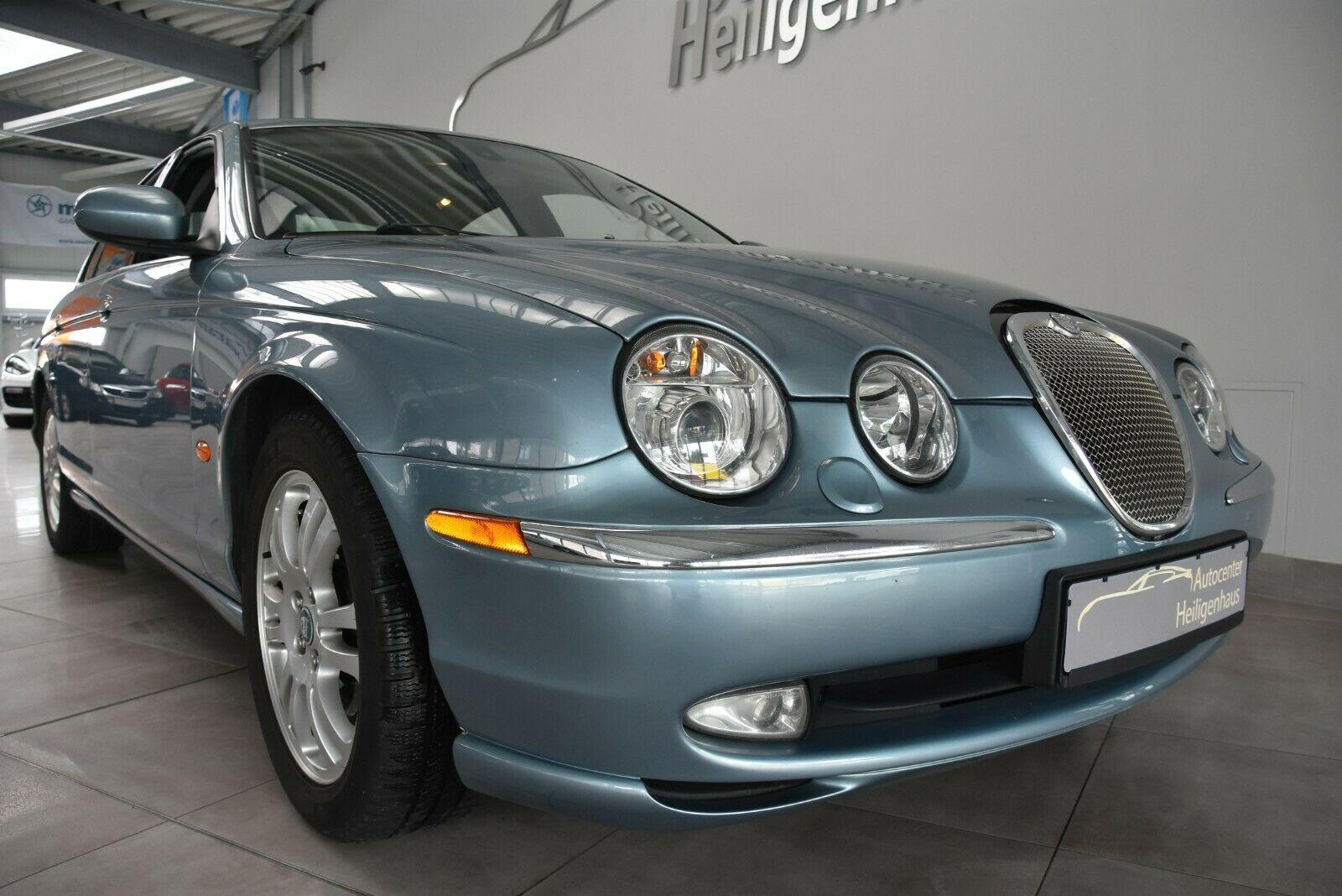 JAGUAR S-Type 3.0 V6 Executive Automatik Memory Xenon