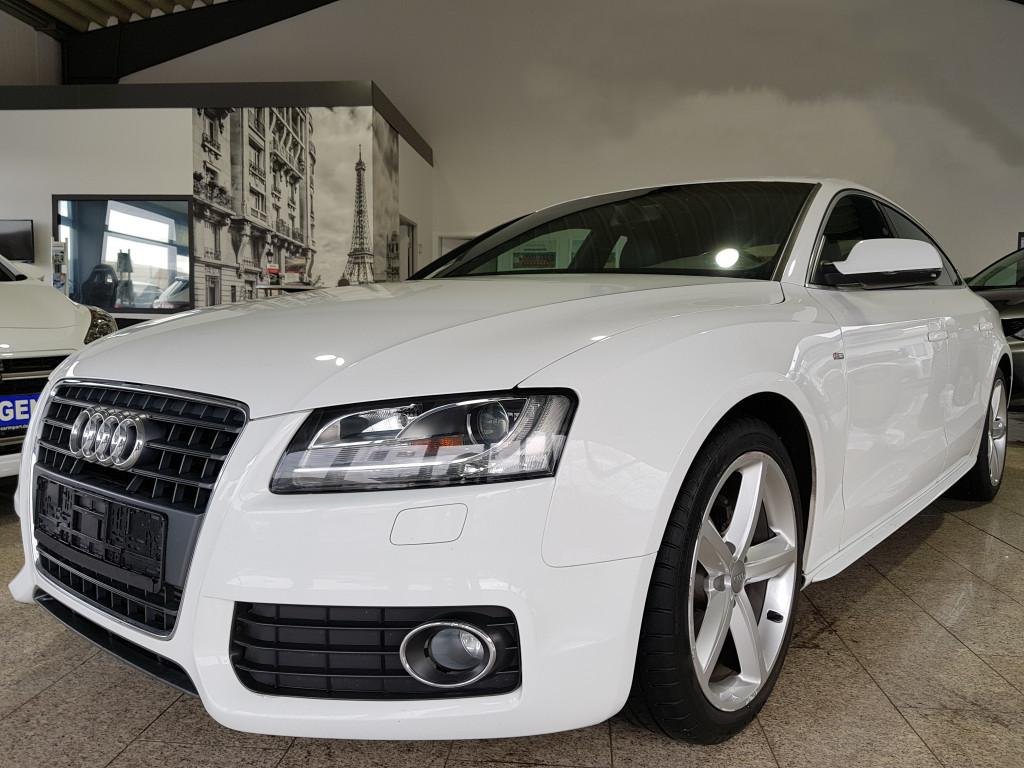 Audi A5 2.0 TFSI *Nur für EXPORT und GEWERBE*S-Line*B&O*Xenon*Klimaauto*
