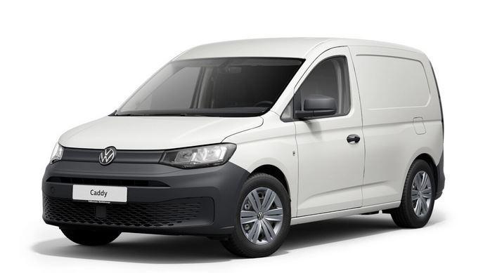 VW Caddy Cargo 2.0 TDI 75 kW mit Klima, Radio Comp. Audio, PDC h, Frontassist, Heck