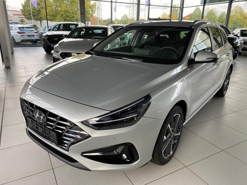 Hyundai i30 WG 1.0 T-GDI 48V Style *Mildhybrid*FACELIFT 2020*7DCT*LED*Klimaauto*PDC*