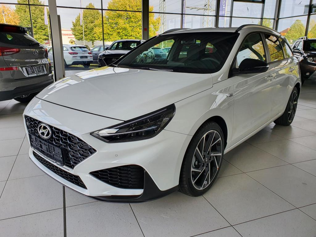 Hyundai i30 WG 1.5 T-GDI N-Line 48V *Mildhybrid*FACELIFT 2020*LED*Klimaauto*PDC*