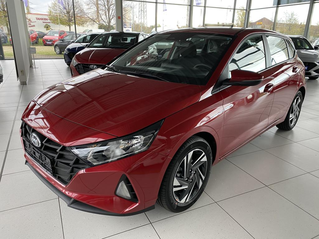 Hyundai i20 1.2 *SOFORT* *Google Android*Klima*SHZ*PDC+R.Cam*