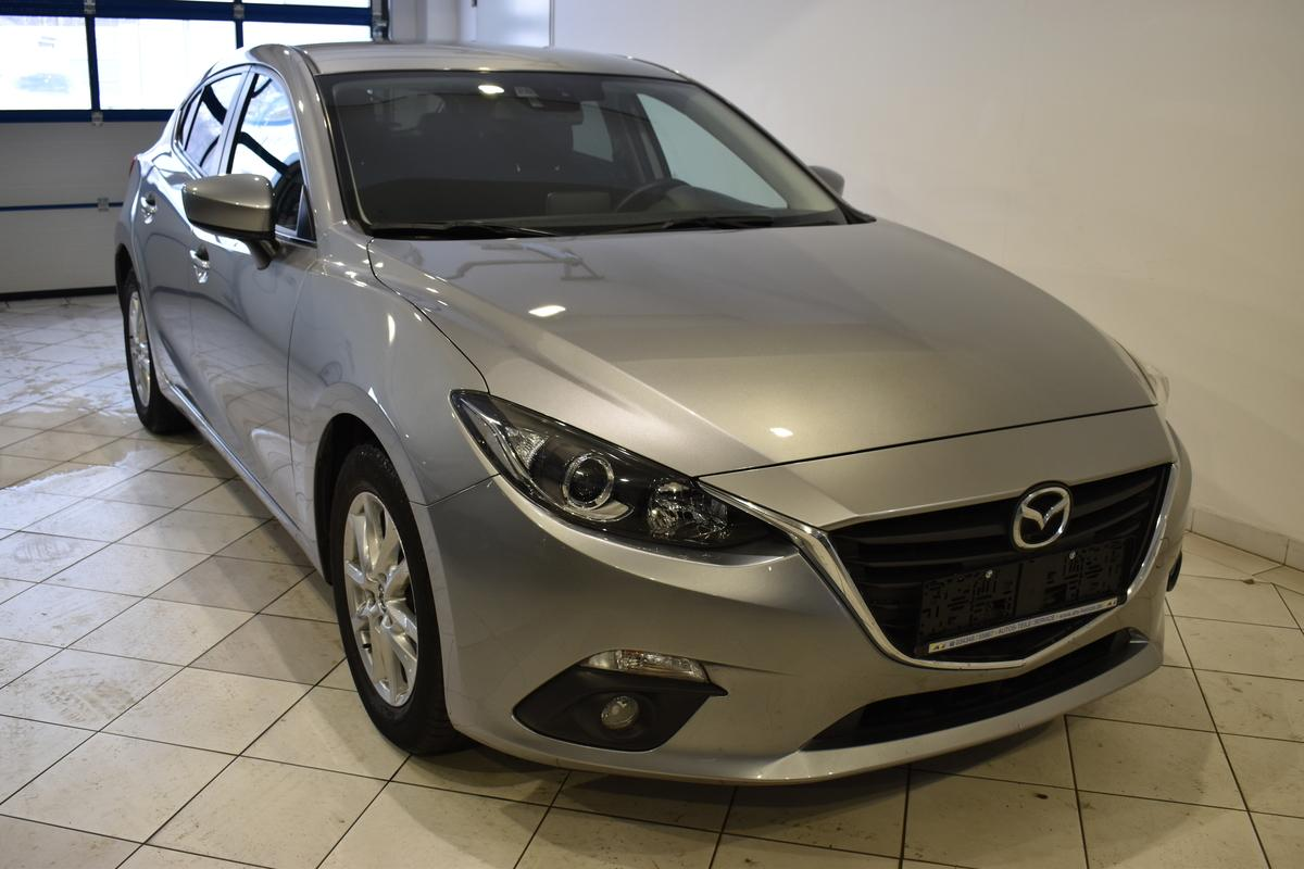 Mazda 3 2.0 SKYACTIV CENTER-LINE AUTOMATIC