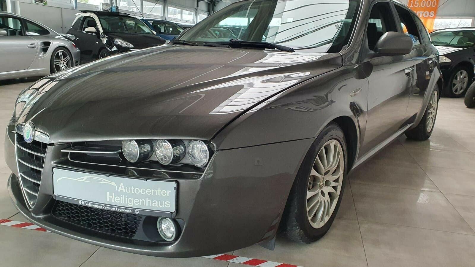 ALFA ROMEO Alfa 159 1.9 JTDM 16V Klimaautomatik Alu Winter