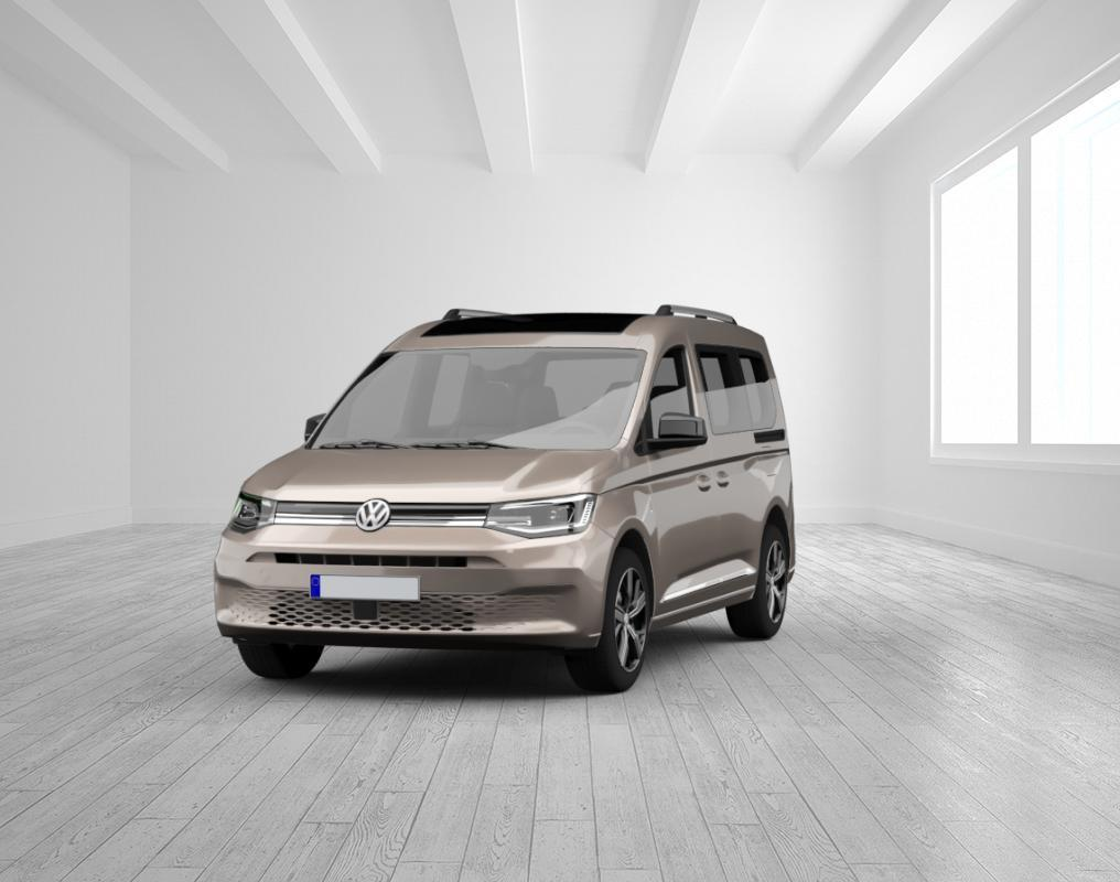 VW Caddy RT 2.0 TDI 75 kW mit Klima, AHK Vorbereitung, LED, Winterpaket....