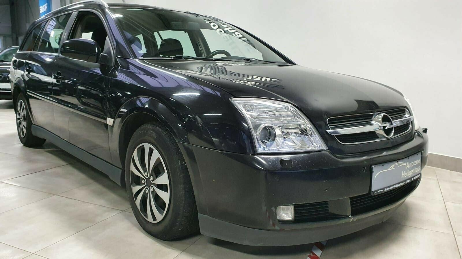 OPEL Vectra Caravan 1.9 CDTI Elegance Klima Tempo PDC