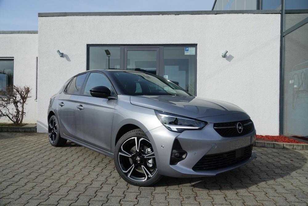 Opel Corsa GS LINE Park&Go/Keyless/Sitzhzg/Navi/Pano!
