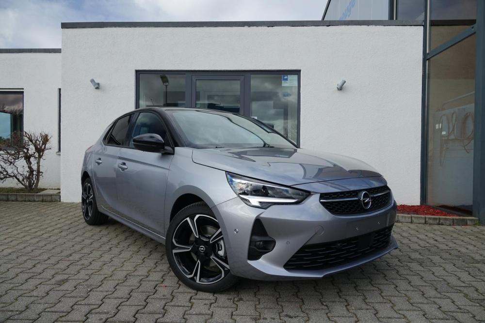 Opel Corsa GS LINE Park & Go/Keyless/Sitzhzg./NaviPro