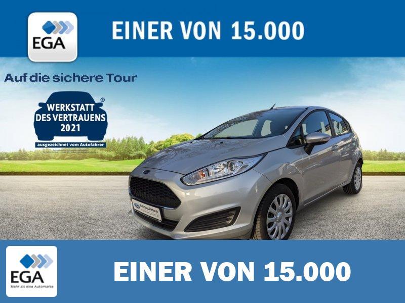 Ford Fiesta 1.0 EU6 Trend Start/Stopp (EURO 6)
