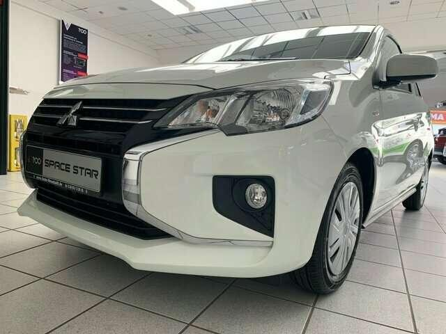 Mitsubishi Space Star Intro Edition 1.0 MIVEC 5-Gang