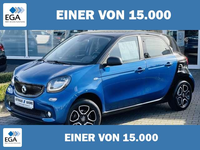smart forFour PASSION, Cool & Audio, PTS, DAB, LED & Sensor, SHZ