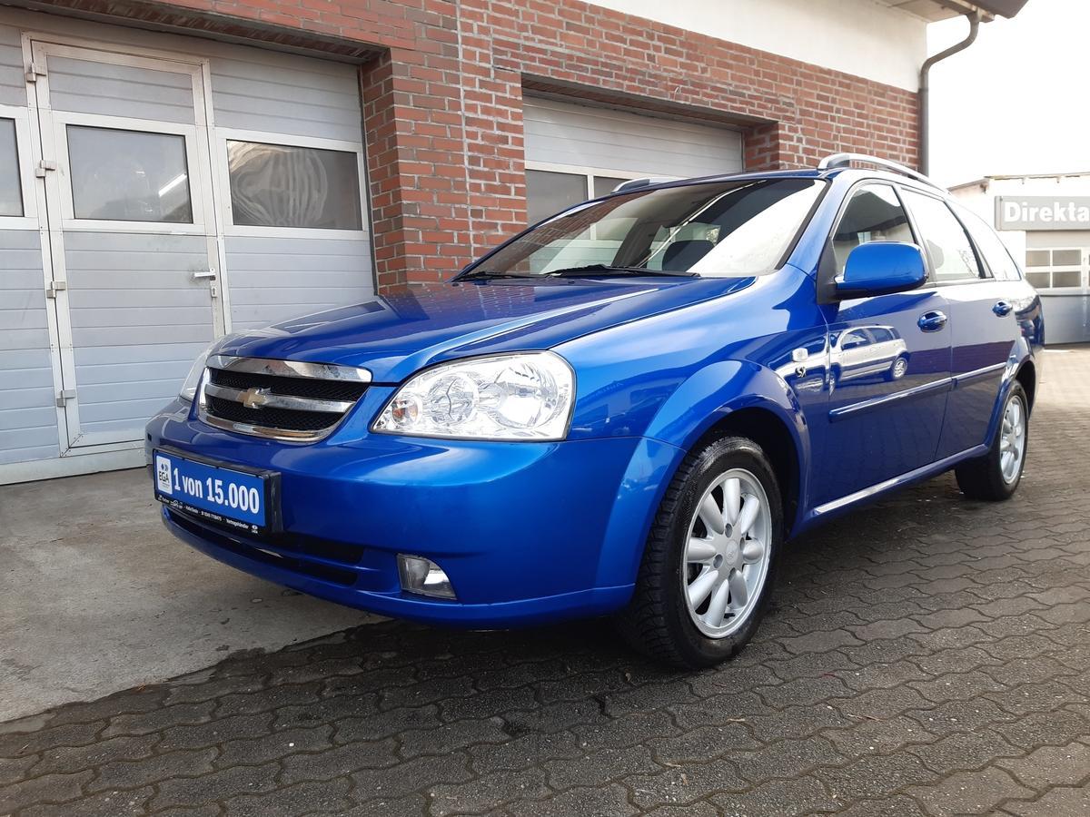 Chevrolet Nubira 1.6 SX Benzin/Flüssiggas