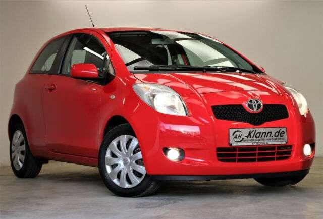 Toyota Yaris 1.3 Sol 87 PS Klimaanlage ISOFIX Euro4
