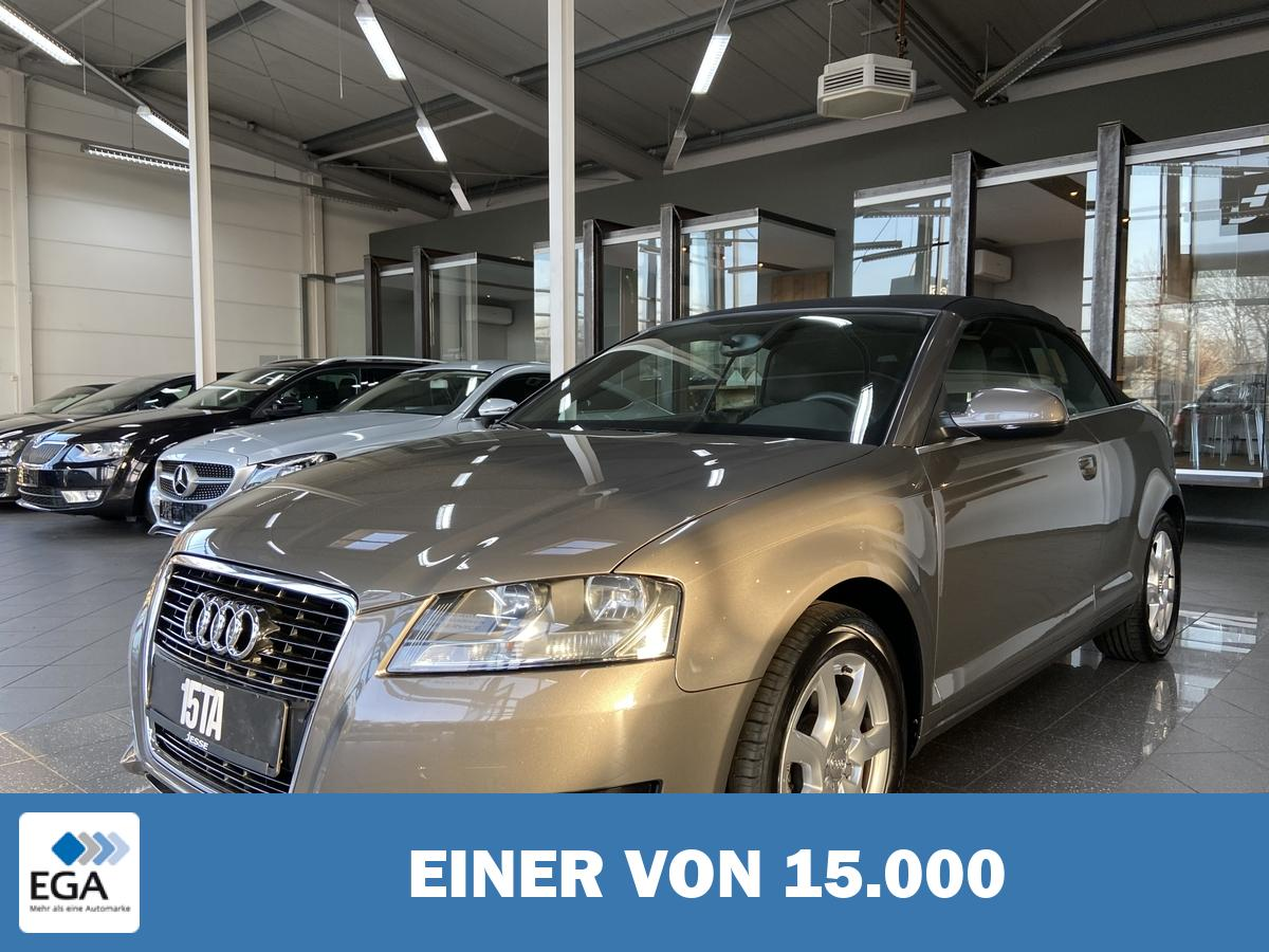 Audi A3 Cabrio Attraction 1.2 TFSI SHZ PDC