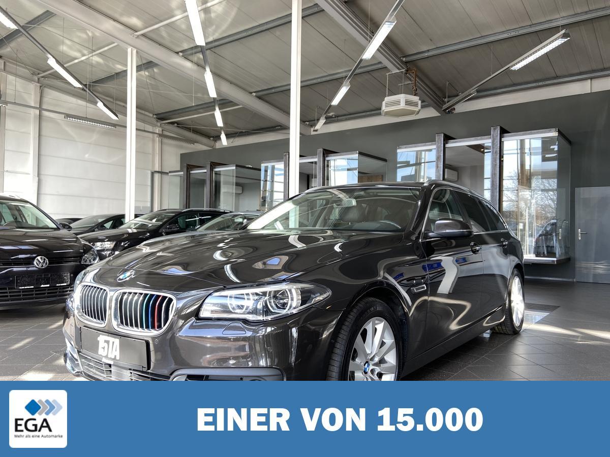 BMW 535d xDrive Navi Prof. LED ACC HUD Cam