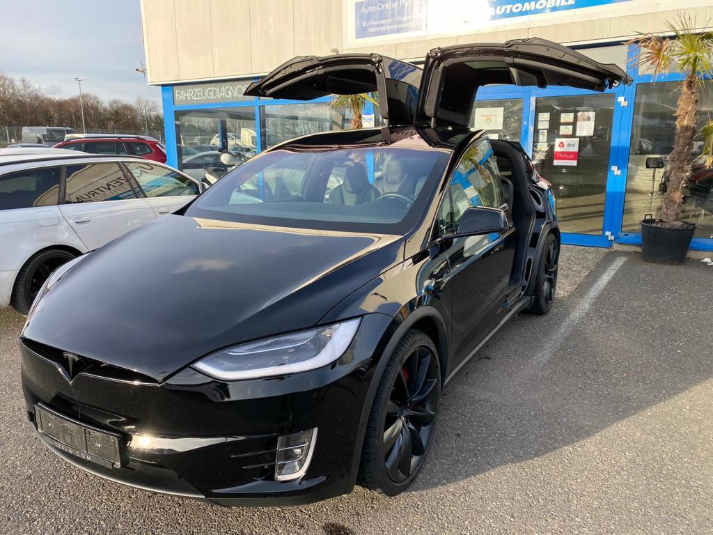 Tesla Model X  *Raven* Performance +*Ludicrous Mode*