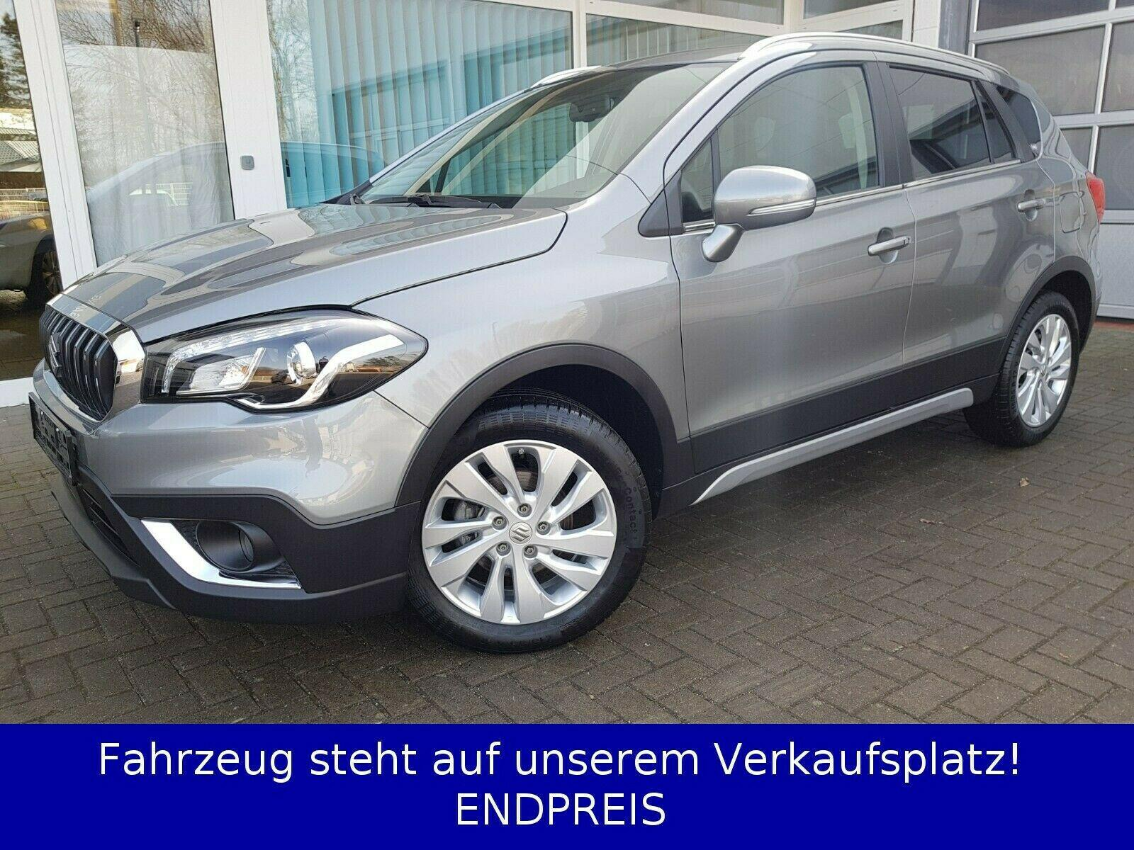 SUZUKI SX4 S-Cross 1.4 BoosterJet Comfort Navi LED 1.Hd