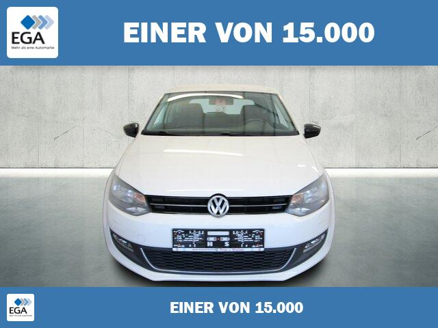 VW Polo 1.2 Match 3-türig SITZHEIZUNG*TEMPOMAT*PDC