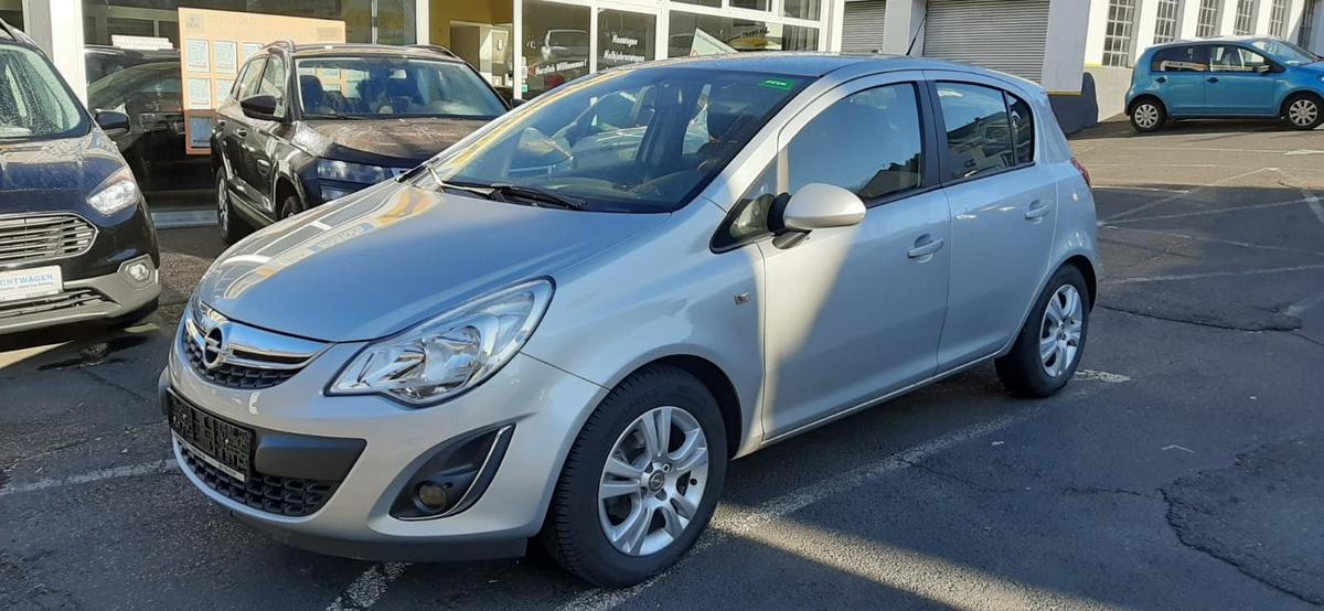 Opel Corsa 1,2 Edition ecoFlex nur 33775KM
