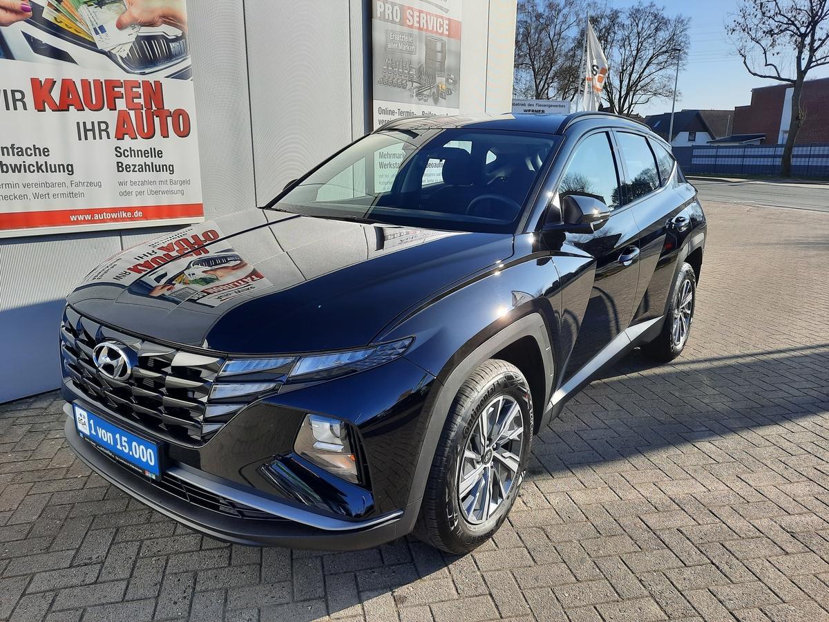 Hyundai Tucson 1.6 T-GDI *NAVI*LED*KAMERA*CarPlay*