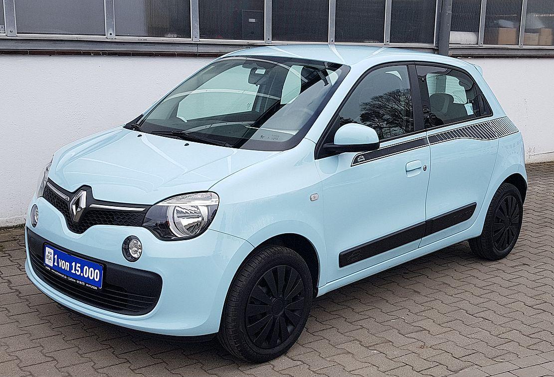 Renault Twingo Dynamique 0.9 5-trg. Klima*ESP*Bluetooth