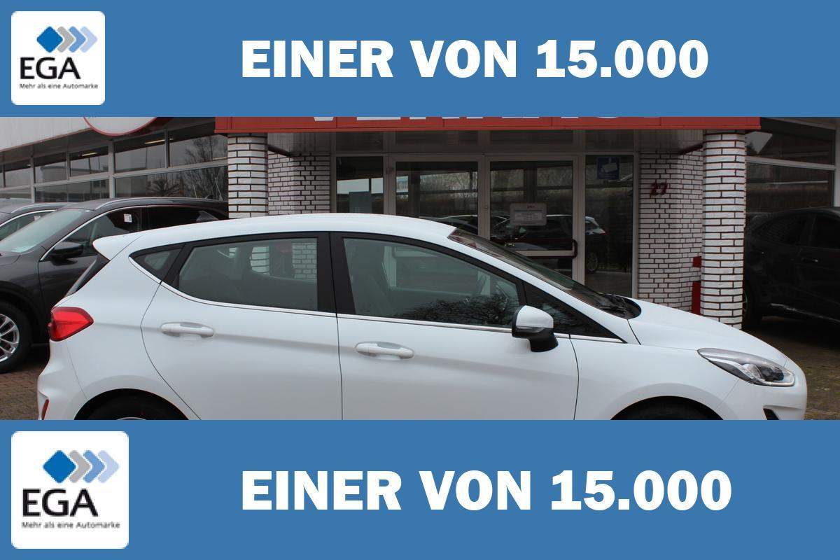 Ford Fiesta 1,0 EcoB. Titanium / Winter Paket + FGS + Sync 2,5