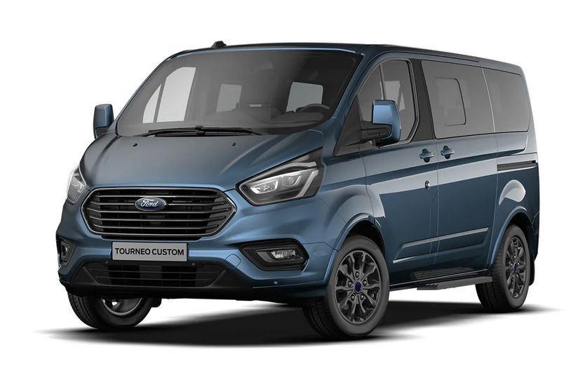 Ford Tourneo Custom Titanium X L1H1 320 2.0 TDCi DPF mHEV 185 PS  8 Personen, Audiosy