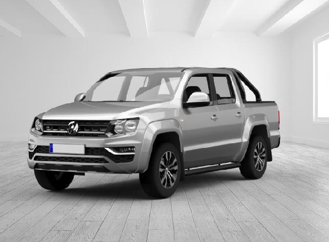 VW Amarok 3.0 V6 TDI DPF Highline 4Motion DoubleCab Android Auto. AHK, Winter Paket