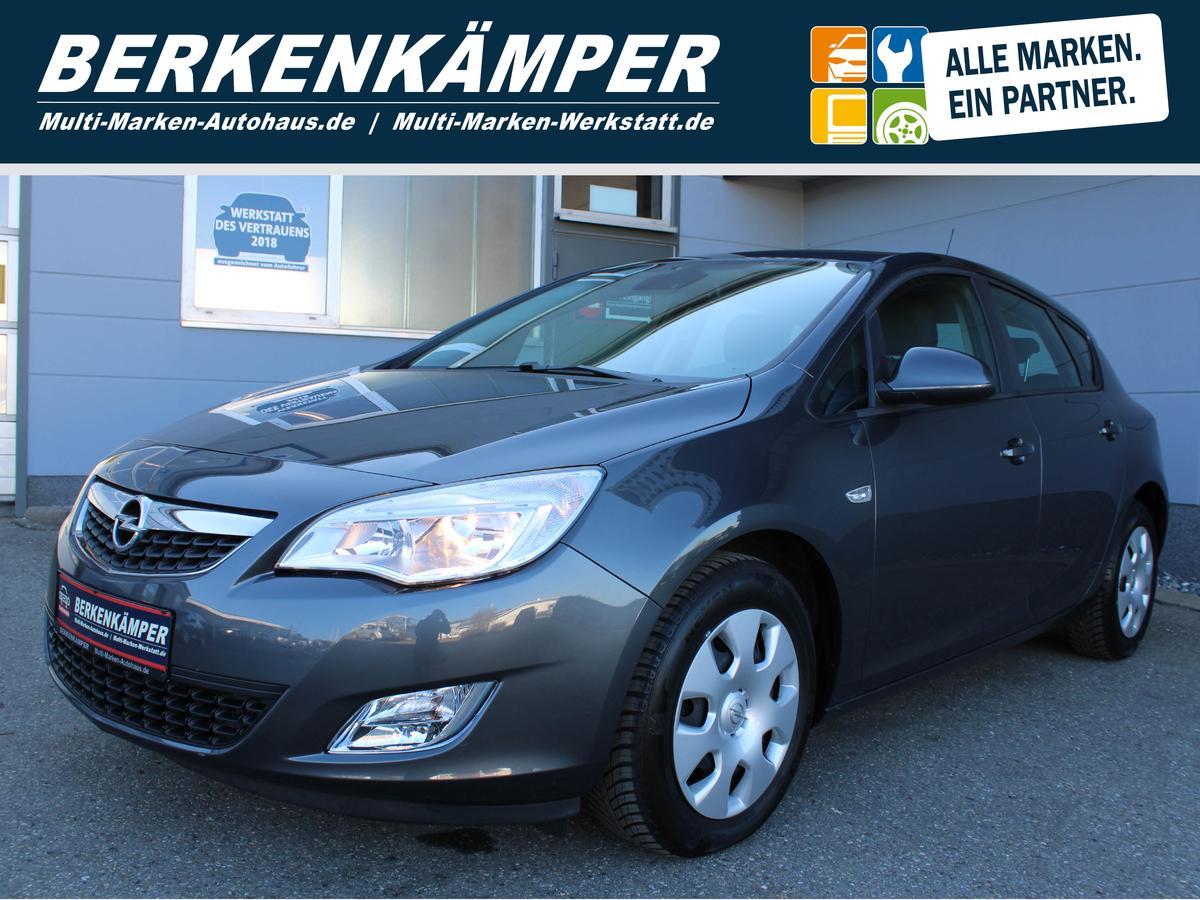 Opel Astra 1,6 Edition |8-fach bereift|