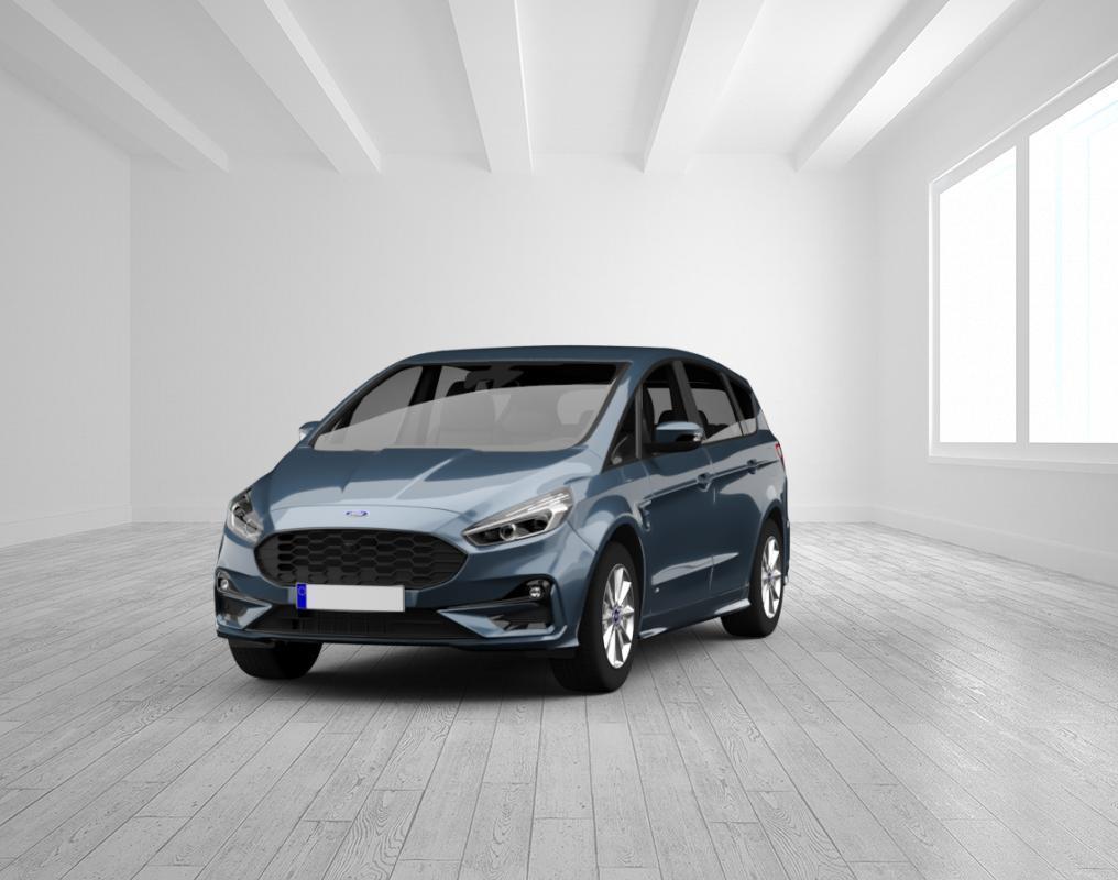 Ford S-Max 1.5 EcoBoost Titanium 7 Sitzer, mit Business Paket, dunkel getönte Scheib