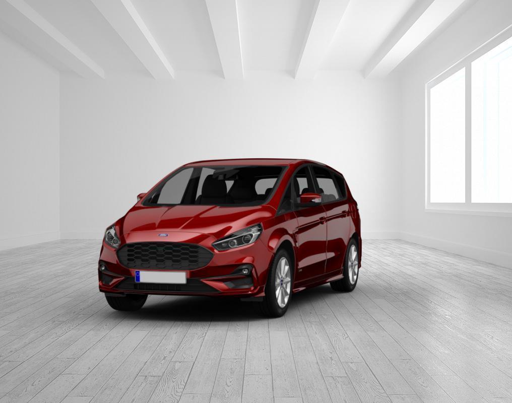 Ford S-Max 1.5 EcoBoost Titanium, 7 Sitzer, mit Business Paket, Dunkel getönte Schei