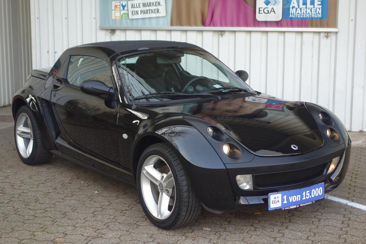 Smart Roadster CABRIO ZVFB ALU WINTERRÄDER ERST 84 TKM