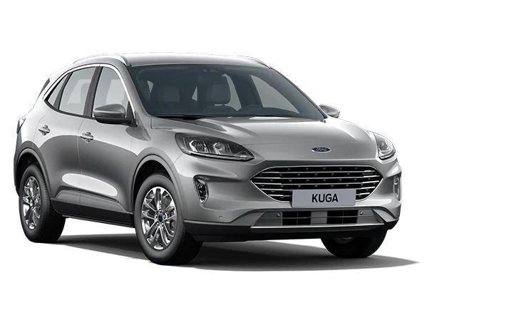 Ford Kuga 1.5 EcoBoost Titanium mit Winter Paket, Dunkel getönte Scheiben ab