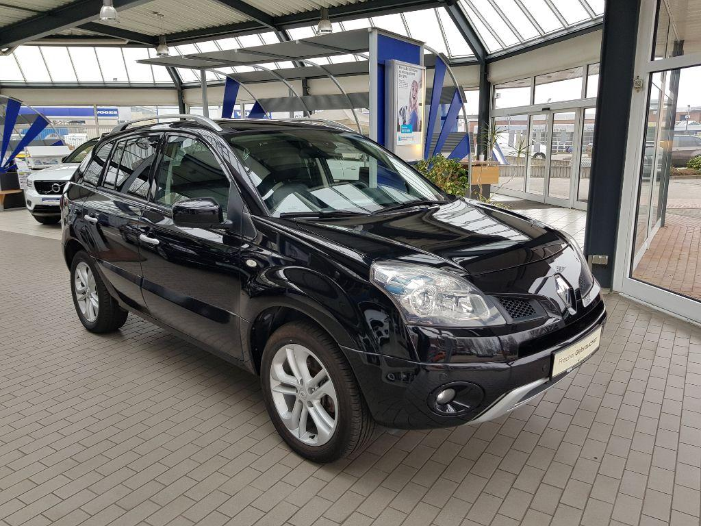 RENAULT Koleos dCi 175PS 4x4 Night and Day+NAVI+