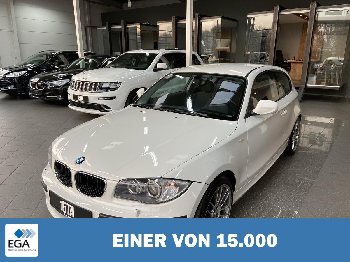 BMW 116i Automatik Xenon SHZ PDC