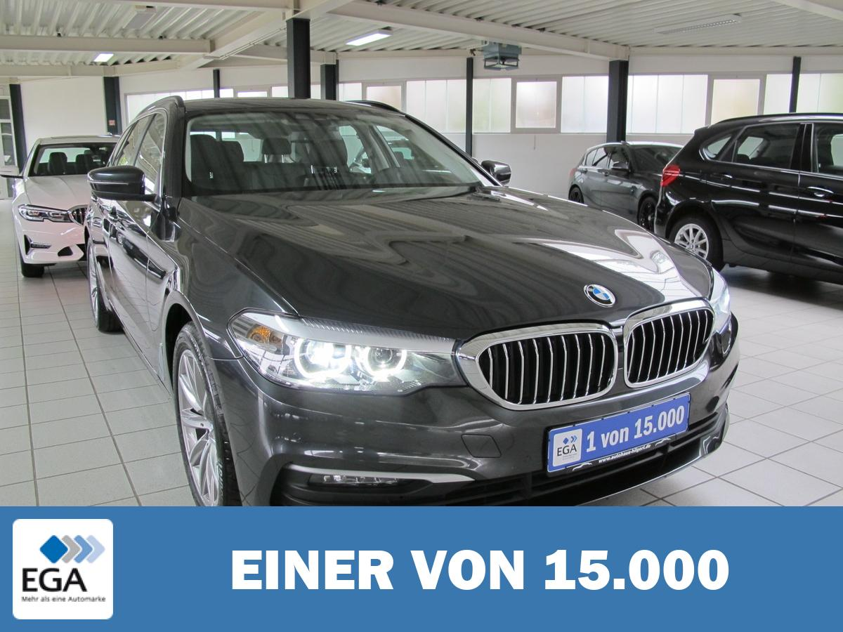 BMW 520d,Touring,Standheizung*Live Cockpit Prof.,Navi.,HUD