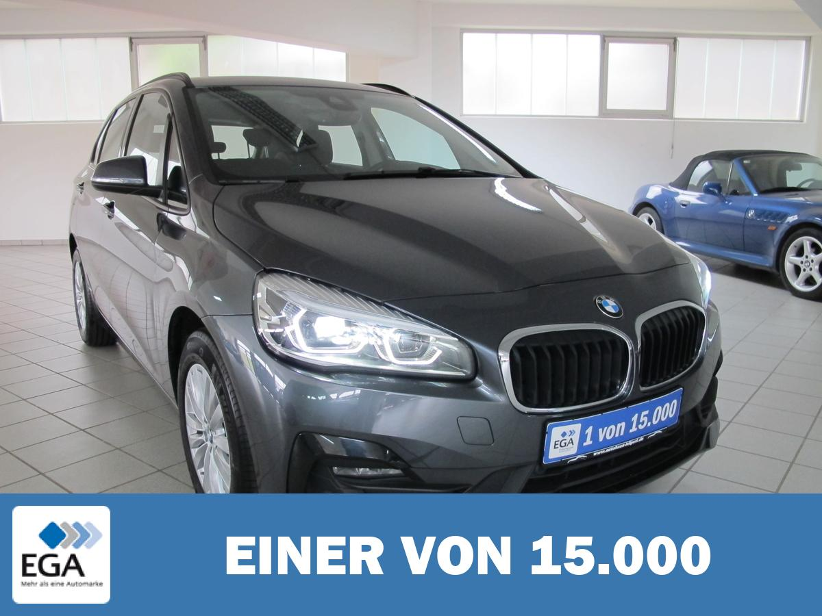 BMW 218 Active TourerAdvantage,Navi.,Sitzh.,PDC,Kamera,LED,Ambi
