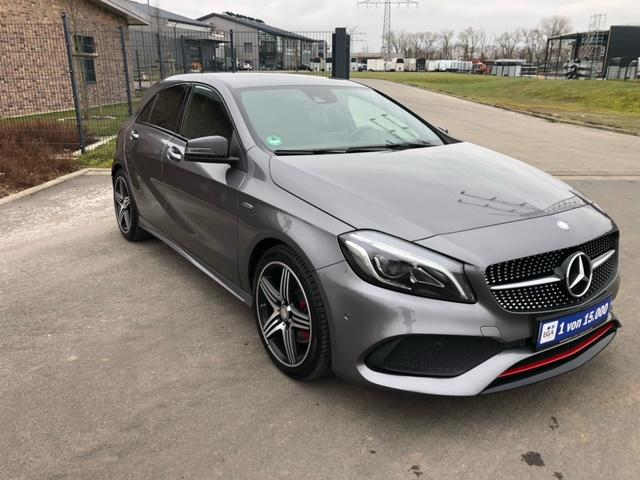 Mercedes-Benz A 250 AMG Styling,Sport,Navi 7G-Tronic,LED