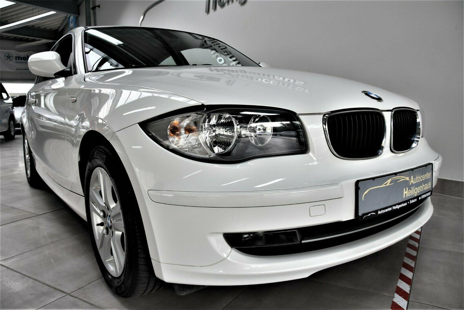 BMW 116i Lim. Klima Sitzheizung Tempomat Alu