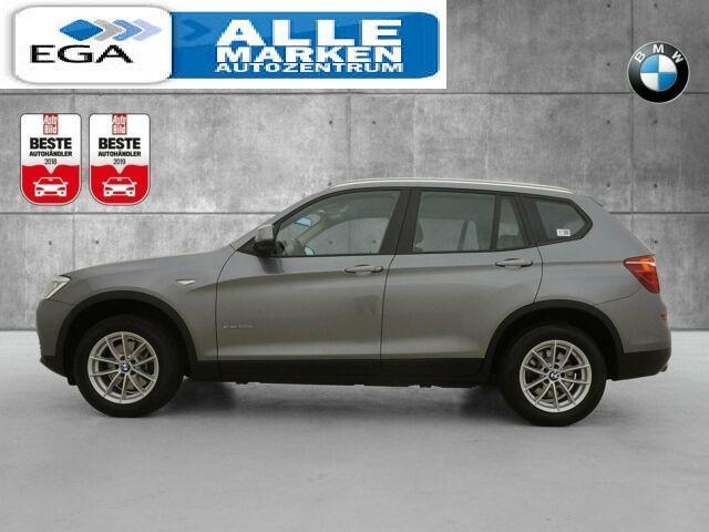 BMW X3xDRIVE20d AUTOMATIK*SHZG*NAVI*XENON*R-CAM*AHK