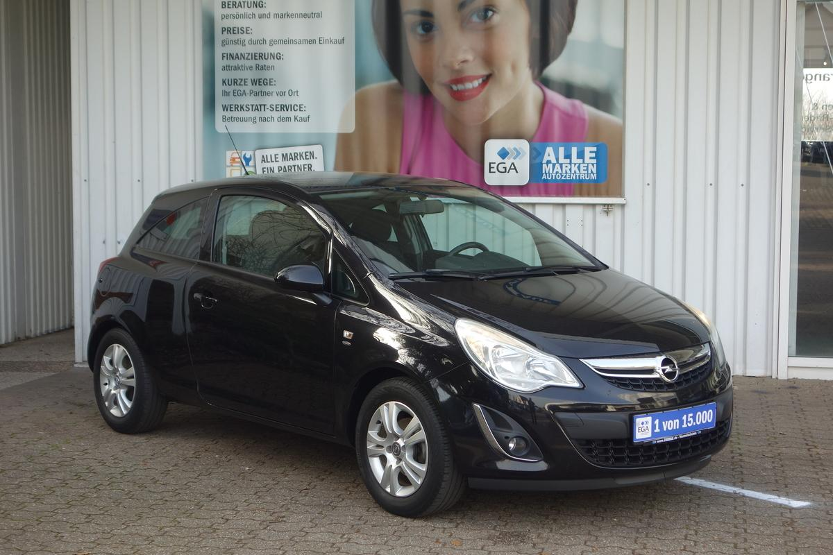 Opel Corsa D 1,4  SATELLITE ALU RCD KLIMA ELEKRO PAKET