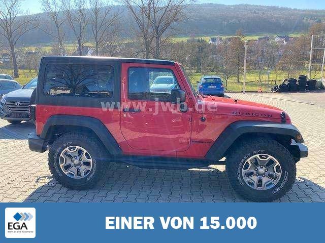 Jeep Wrangler Rubicon JK 3trg 2Hd Np55€ AHK 2,0t Hard