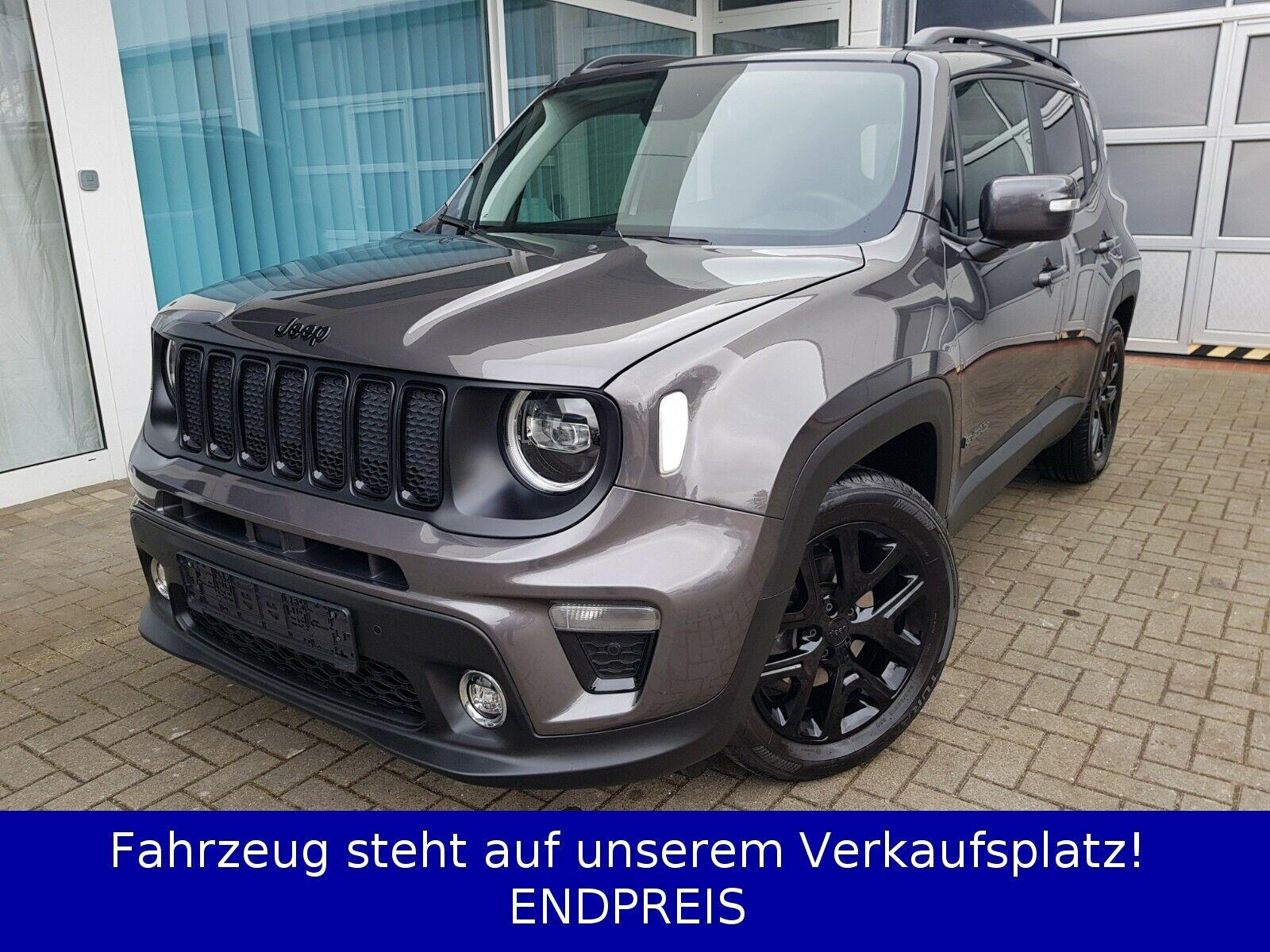 JEEP Renegade 1.3 T-GDI Limited AT Navi ACC BlackPack