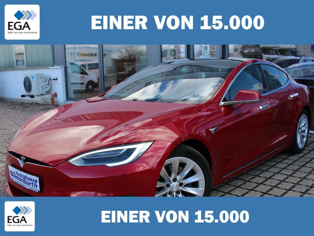 Tesla Model S *90D *SC Free* AP2 *Premium Paket *Luftfederung *