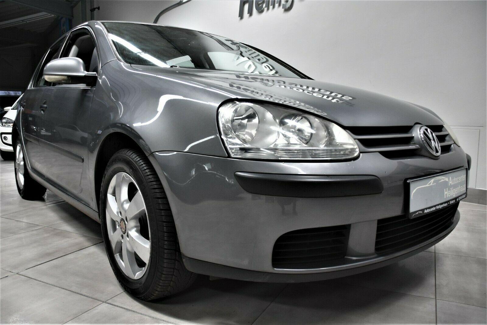 VW Golf V 1.4 Lim. Trendline Klimaautom.*88.512 Km*